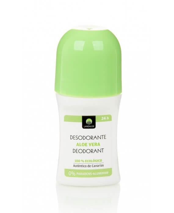 Dezodorant ekologiczny Aloe Vera