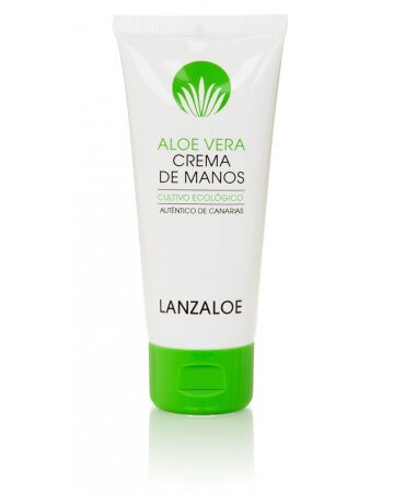 HAND CREAM OF ALOE VERA