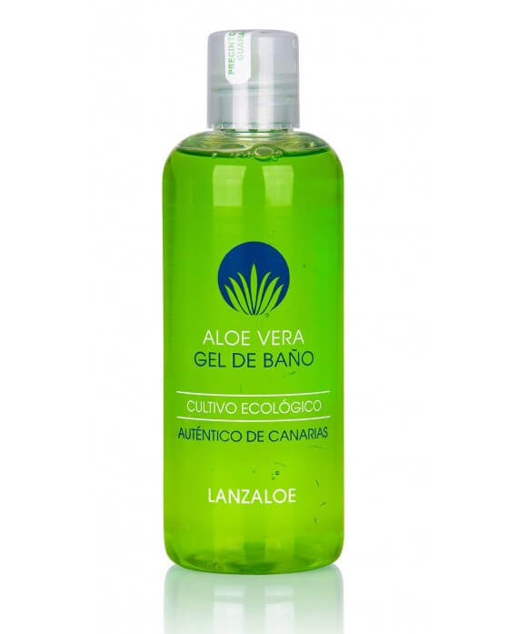Aloe Vera Bath Gel