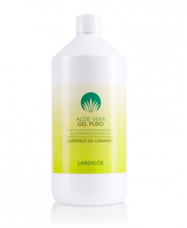100% Pure Aloe Vera Gel - 250ml