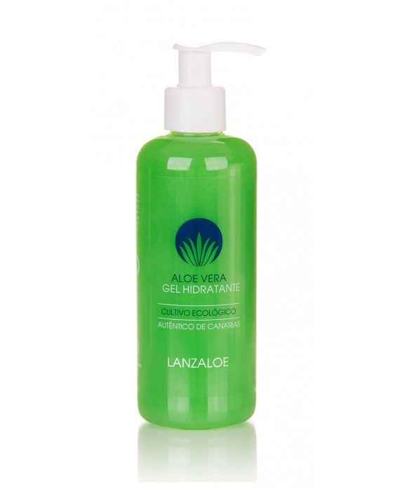 HYDRATING GEL WITH ALOEVERA - After Sun