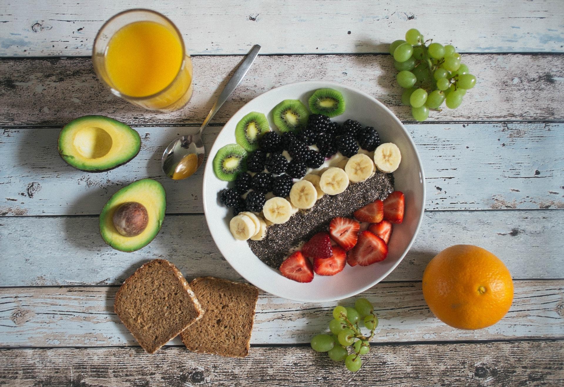 jak dbać o zdrowie - właściwa dieta
